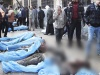 Over 65 bodies found 'executed' in Syria river