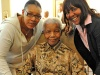 Nelson Mandela 'doing very well', daughter says