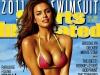 Sultry WAG Irina Shayk Poses in Bikini