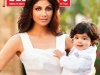 Shilpa Shetty, Son Viaan Cover It Up!