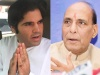 Varun Gandhi- Rajnath Singh