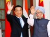 Li Keqiang-Manmohan Singh
