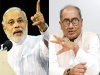 Narendra Modi-Digvijaya Singh