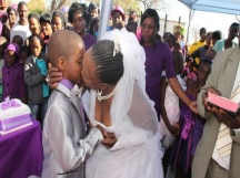 9-Year-Old Boy Remarries His 61-Year-Old Wife