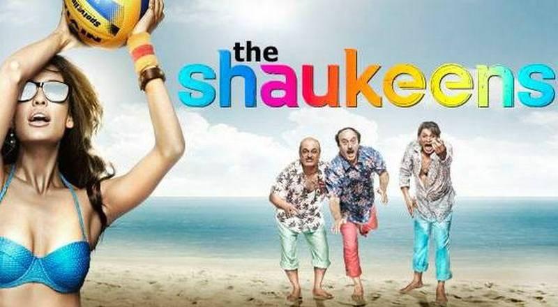 Shaukeens (2014)