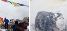 Here's What Happened At The Everest Base Camp The Moment The Earthquake Hit