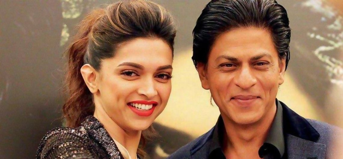 A Little Girl Requests SRK And Deepika For Lungi Dance ...