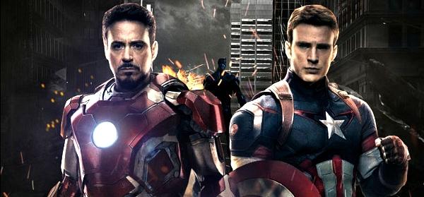 Its Avenger Vs Avenger Captain America Takes On Iron Man In The First Trailer For Captain America: Civil War