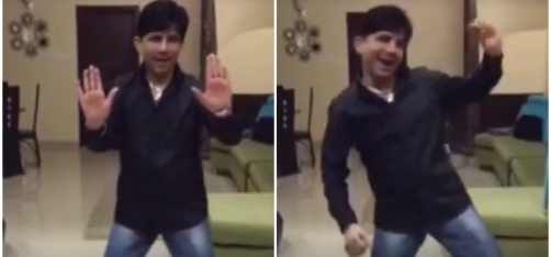 KRK Dancing To 'Beat Pe Booty' Will Make You Cringe And Laugh At The Same Time!