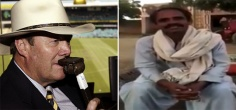 Watch: A Pakistani Man Tries To Imitate Tony Greig's Commentary Style And Its Hilarious!