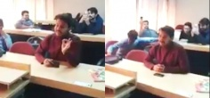 This Ballsy Student Sang 'Aaj Padhane Ki Zid Na Karo' To His Teacher & Left Her Highly Amused!