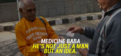 This 80-Year-Old Man Did Something For People Who Could Not Afford Basic Medication. His Journey Will Make You Proud.