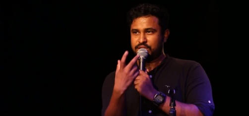 Abish Mathew's Take On How Indian Languages Sound Like Musical Instruments Is All You Need To See Today