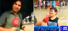 This Little Kid Unintentionally Exposes A Reporter Who 'Forced' Him To Talk On Camera!