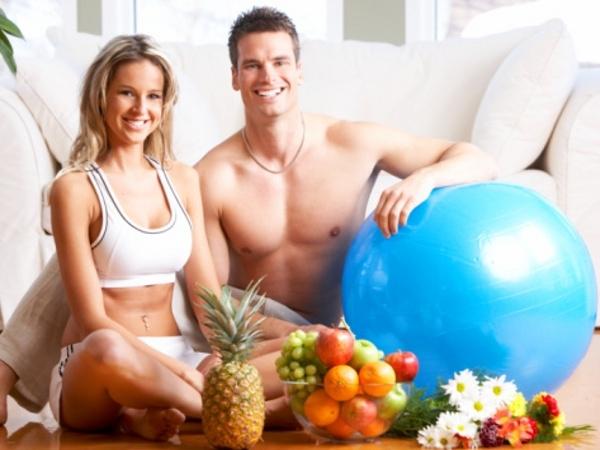 Get fit in 2012: Complete Winter Indoor Fitness Plan