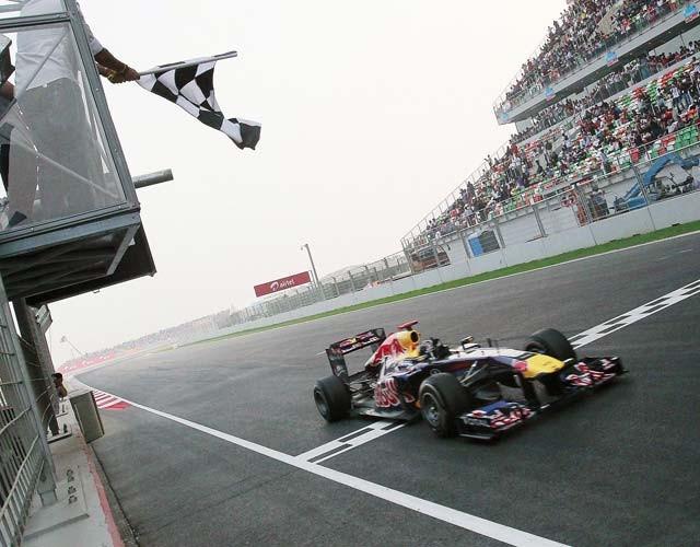 Pinnacle of motorsports