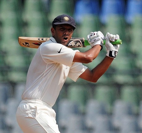 Empty stands not good advertisement for cricket: Dravid