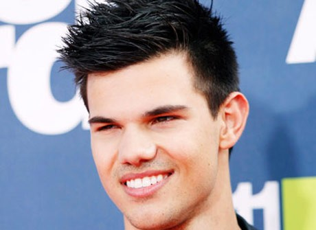 Taylor Lautner's admission of being gay is a hoax