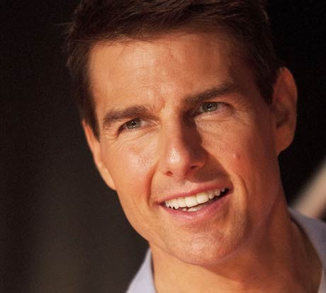 Tom Cruise wants to make movie with Beckham
