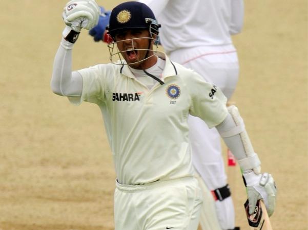 Athlete of the Week: Rahul Dravid