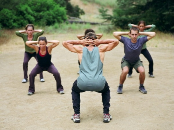 Quick Fitness with Bootcamp Workouts
