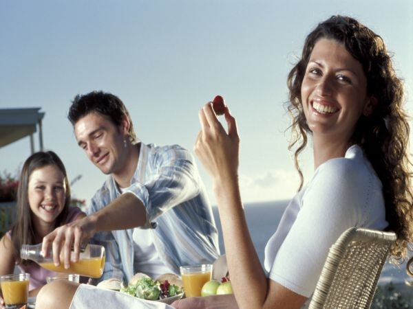 Tips For Eating Healthy On Holidays
