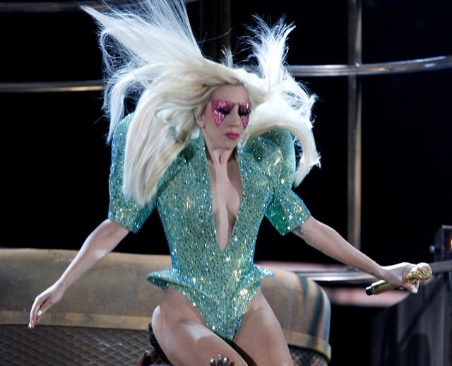Gaga: I won