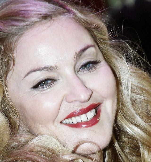 Lady Gaga denies problems with Madonna
