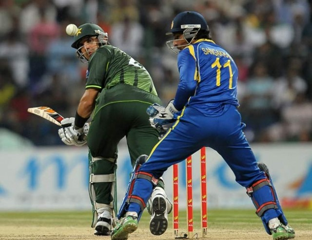 Misbah leads Pakistan to win over Sri Lanka