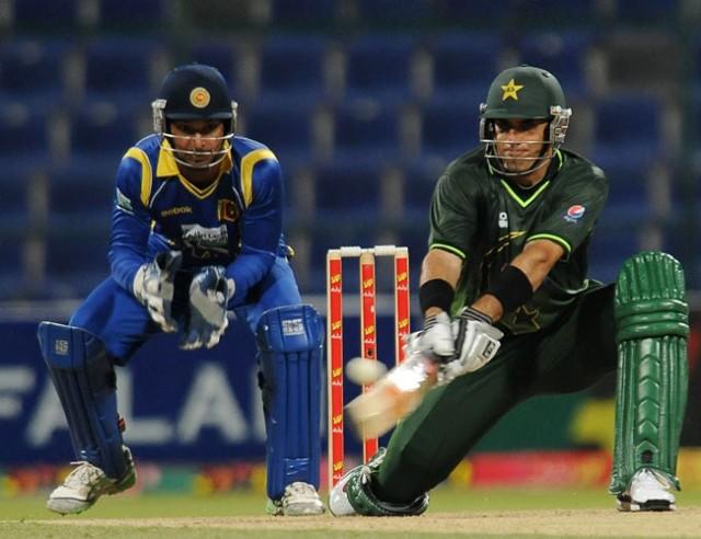 Pakistan beat Sri Lanka to win 4-1 in ODI series