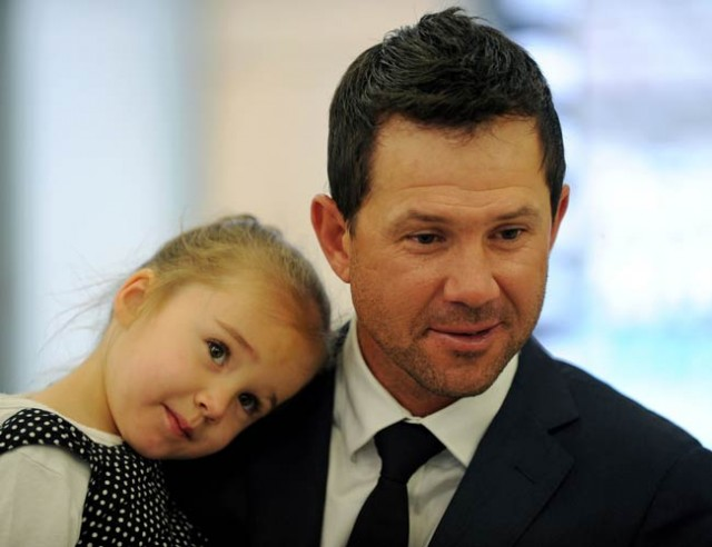 Ponting vows to fight for his place in Australian team