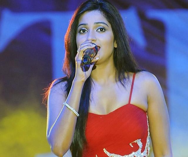 Shreya Ghoshal has her hands full