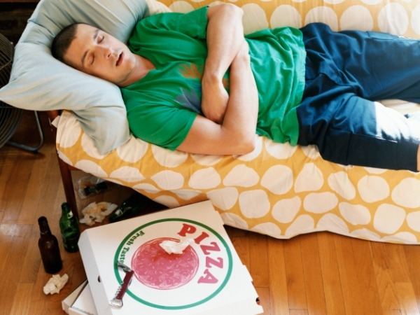 Depression Linked To Junk Food?