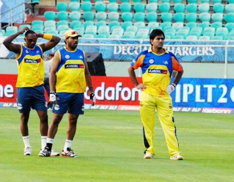 Preview: Chennai Super Kings vs Deccan Chargers