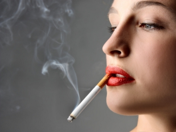 Indian Female Smokers Outpuff Males