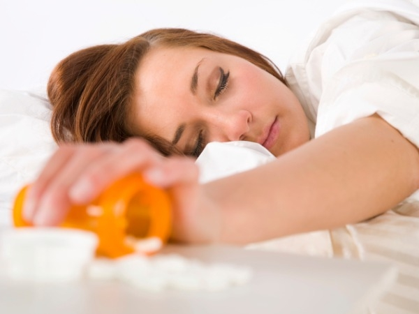 Sleeping Pills Harmful In Long Run