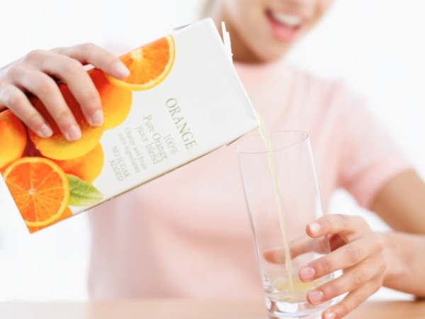 This Week's Question: Is Packaged Fruit Juice Healthy?