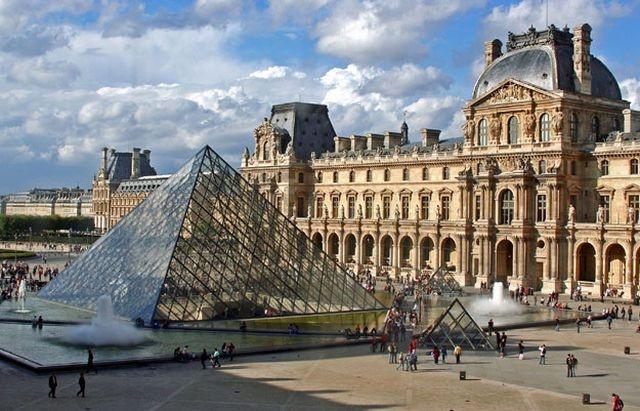 Top 8 Art Architecture Destinations