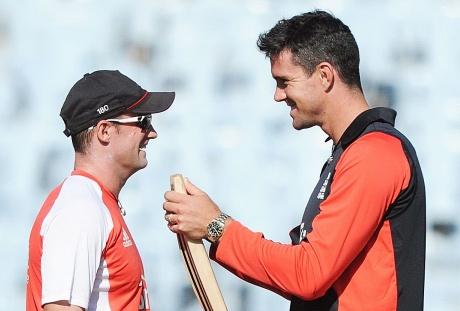 Pietersen row overshadows Strauss' 100th test