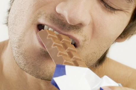 Chocolate may help cut stroke risk in men