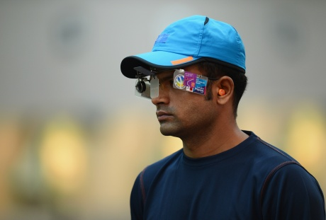 Vijay Kumar wins India's first silver