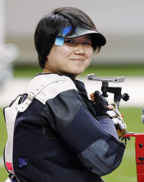 First Paralympic gold goes to China
