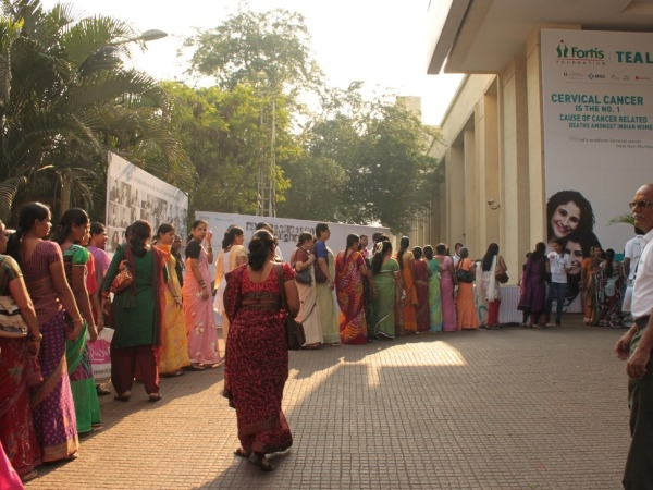 Guinness World Record For The Most Cervical Cancer Screenings