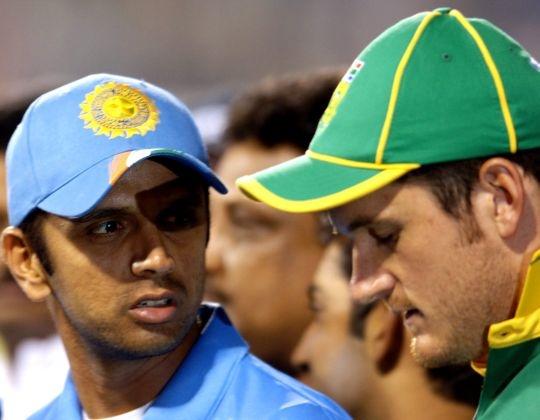 4th ODI, India vs South Africa, November 2005