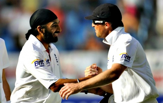No Strategy to Tackle Monty & Swann