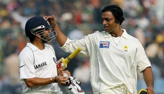 India-Pakistan Test