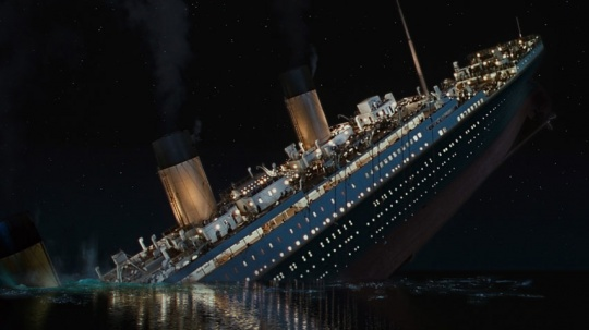100 Years of Sinking of Titanic