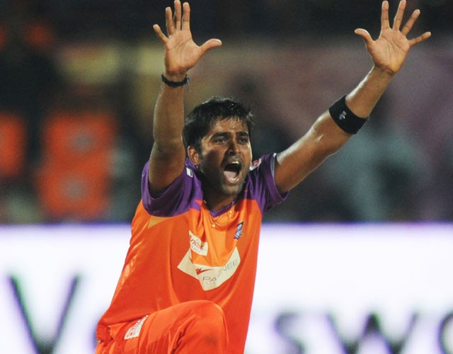 Vinay Kumar (Base price: $100,000)