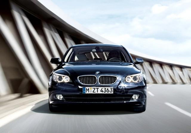 Aamir Khan gifts BMW 5 series
