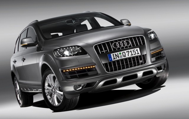 Ajay Devgn gifts Audi Q7